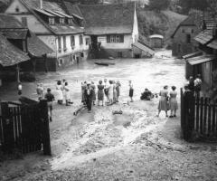 Eckertsmühle Hochwasser