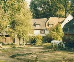 Eckertsmühle vor Abriss