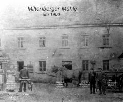 Miltenberger Mühle 1900