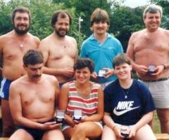 Kegeln_1986_Clubmeisterschaft
