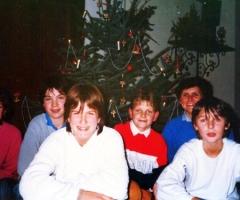 Kegeln_1986_Weihnachten_2