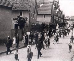 Festzug Marienstrasse 1932