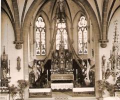 Maria Geburt zur heiligen Kommunion 1952