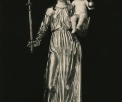 Maria Geburt Madonna von 1690 1955