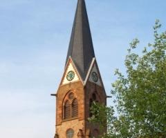 Maria Geburt Kirchturmrenovierung 2003