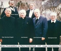 Schweinheimer Priester 1987