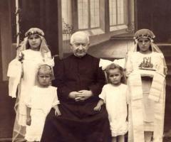 Pfarrer Johannes Schweinfest 50 Jahre Priester