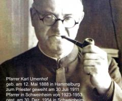 Pfarrer Karl Umenhof