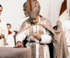 St. Gertrud 1960 Einweihung