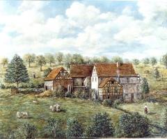 Aumühle (02) - Maler unbekannt