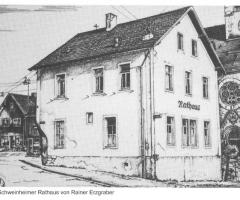 Rathaus Schweinheim - v. Rainer Erzgraber