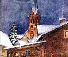 Weihnachten Schweinheim - Willi Kunkel