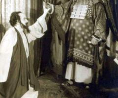 Passionsspiele 1931-34 Judas und Kaiphas