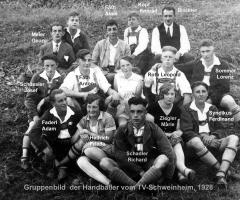 TVS Handballer 1928
