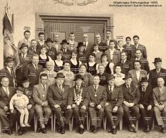 Schützenverein 60 Jahre 1959