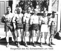 AC Germania Ringerfest um 1935 (1)