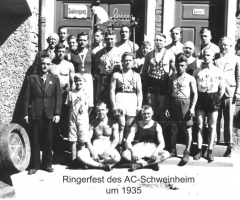 AC Germania Ringerfest um 1935 (2)