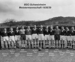 BSC Meistermannschaft 1939