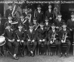 Burschenverein Musikkapelle