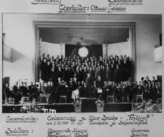Chorgemeinschaft Schweinheim Harmonie Goldbach 1949