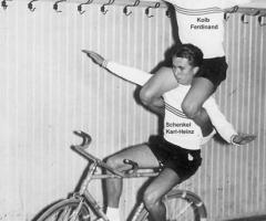 Radfahrverein Wanderlust Kunstradfahrer