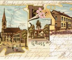 Ansichtskarte Maria Geburt Marienstr