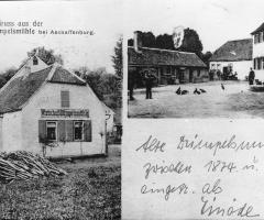 Ansichtskarte Gasthaus Dümpelsmühle (1)