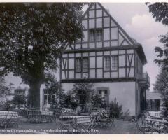 Ansichtskarte Gasthaus Dümpelsmühle (2)