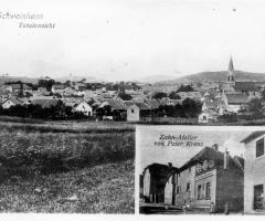Ansichtskarte Zahnatelier Peter Krenz