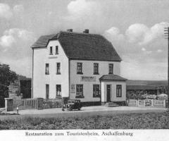 Ansichtskarte Touristenheim 1920