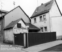Althohlstr 22 Kullmann Ludwig 1978