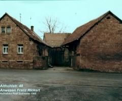 Althohlstr 48 Rickert Franz 1980