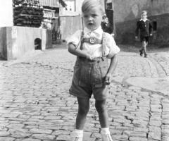 Bahmersgasse 1955