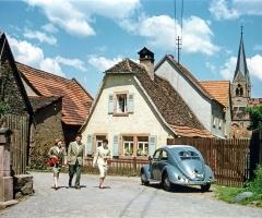 Bahmersgasse 1960