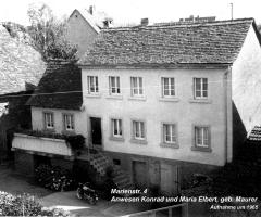 Marienstr 4 Anwesen Elbert