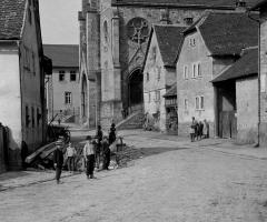 Marienstr Dorfplatz