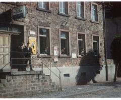 Marienstr Gaststätte Adler 1960