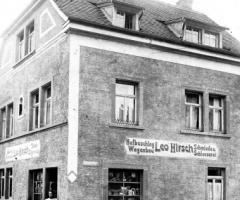 Ansichtskarte - Schmiede Hirsch Rosengasse Marienstr