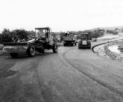 Reiterweg Bau 4 1972