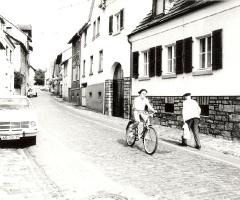 Rosenstr Strassenbild 1982