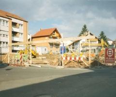 Rosenstr Strassenbild 1995