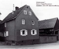 Schulzengasse 01 Rosenberger August 1978