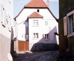 Schulzengasse 6 Hildenbrandhaus 02 um 1960