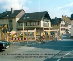 Schweinheimer Str Bau Penny-Markt