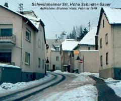 Schweinheimer Str Höhe Schuster Sauer
