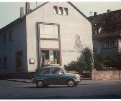 Schweinheimer Str Lukas Apotheke 1960