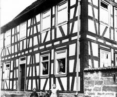 Seebornstr 1 - landwirtschaftliches Anwesen der Fam Rücker