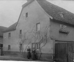 Unterhainstrasse Haus Völker