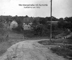 Weinbergstrasse Aumühle