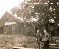 Almhütte Raub Georg, Baumann Franz 1941
